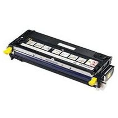 DELL - 3110cn, 3115 - Yellow - High Capacity Toner
