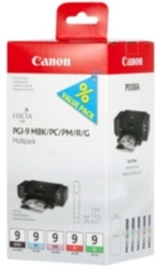 Canon cartridge PGI-9 MBK/PC/PM/R/G Multi Pack