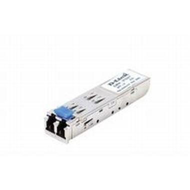 D-Link 1-Port Mini-GBIC to 1000BaseLX Transceiver