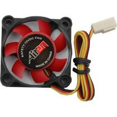 AIREN FAN RedWings40 (40x40x10mm, 18,5dBA) 3pin 12V