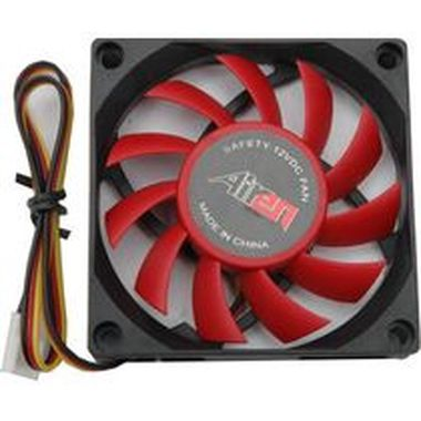 AIREN FAN RedWings70 (70x70x15mm, 17,5dBA) 3pin 12V
