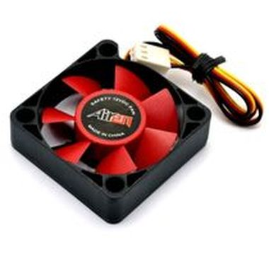 AIREN FAN RedWings50H (50x50x15mm, 18,2dBA) 3pin 12V