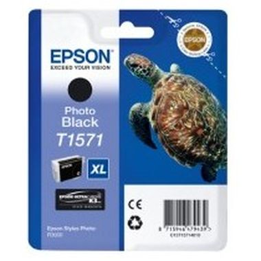 Epson T1571 Photo Black  Cartridge