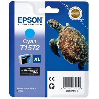 Epson T1572 Cyan  Cartridge