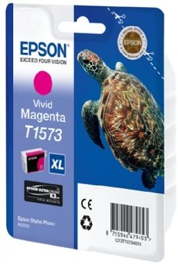 Epson T1573 Vivid Magenta  Cartridge