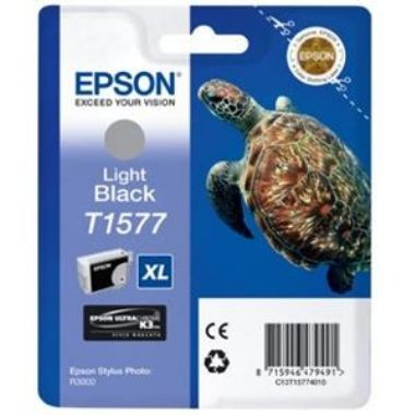 Epson T1577 Light Black Cartridge