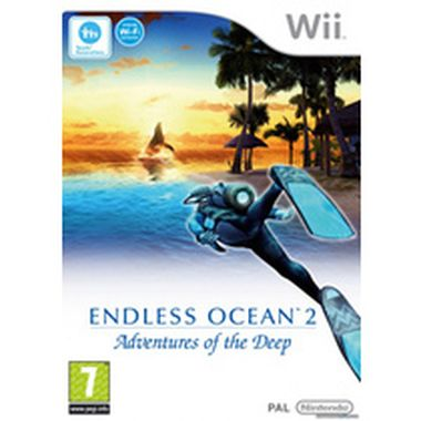 Ocean 2: Adventures of the Deep (Wii)