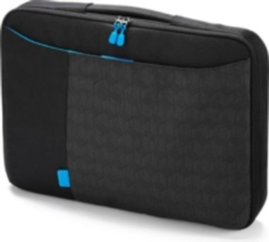 "Dicota Bounce SlimCase black/blue 15"" - 16,4"""