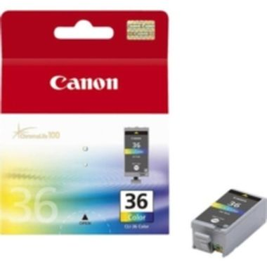 Canon cartridge CLI-36 Color (CL36) Twin Pack
