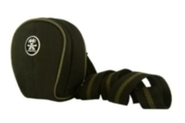 Crumpler Lolly Dolly 65 - dull black / lt. green grey / výprodej