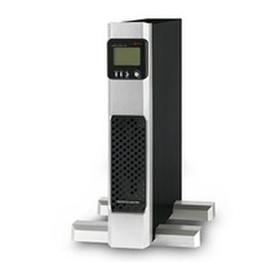 AEG UPS Protect B.1000 PRO/ 1000VA/ 900W/ 230V/ Tower/ Rack - 2U/ otočný display