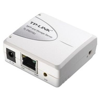 TP-LINK TL-PS310U / Tiskový server / 1x RJ45 / 1x USB 2.0