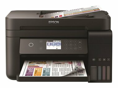 EPSON L6190 / 4in1 / CIS / A4 / 33ppm / 4ink / USB / Wi-Fi / Ethernet / LCD touch-panel