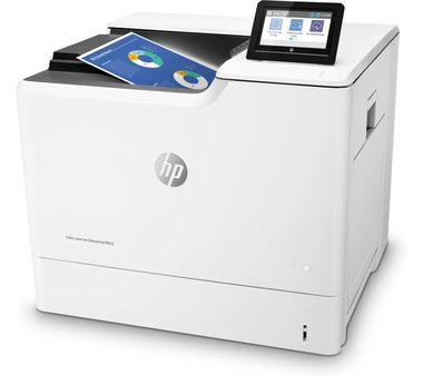 HP Color LaserJet Enterprise M653dn / barevná / A4 / 56 & 56 ppm / USB 2.0 / LAN RJ45