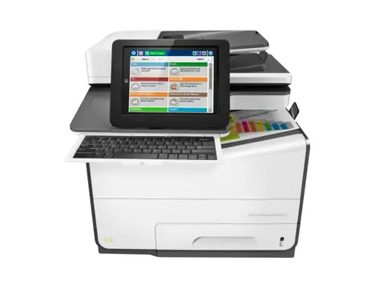 HP PageWide Enterprise Color 586z Flow / multifunkční tiskárna / A4 / 2400x1200dpi / Duplex / USB / LAN