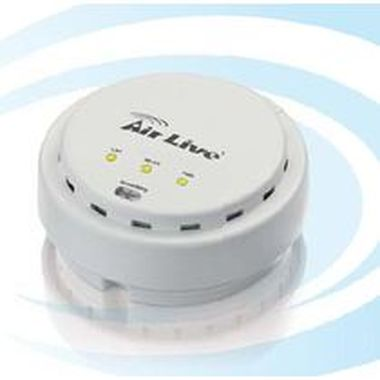 AirLive N.TOP/ stropní access point/ 802.11b/g/n Bridge/ Klient/ Repeater/ WDS/ POE/ 300 Mbps MIMO