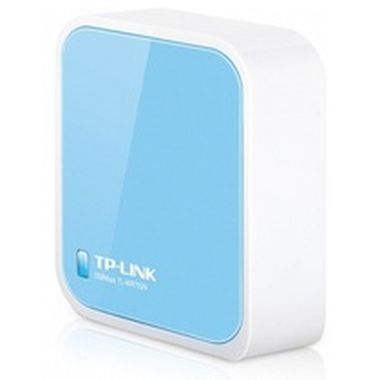 TP-LINK TL-WR702N / Router N150 / 2.4GHz - 150Mbps / WAN / Micro USB 2.0