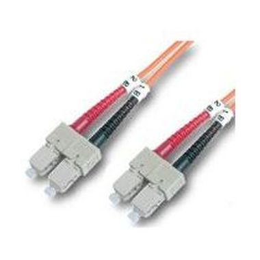 DIGITUS Fiber Optic Patch Cord, SC to SCMultimode 50/125 µ, Duplex Length 10m