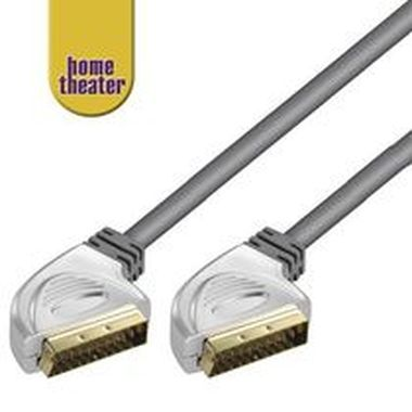 Home Theater HQ Kabel SCART-SCART 5m M/M