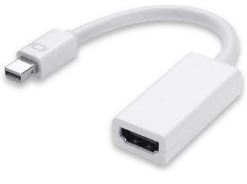 PremiumCord  adaptér Mini DisplayPort M - HDMI F